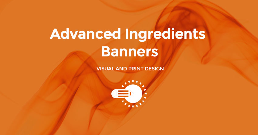 Advanced Ingredients Banners